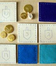 Hanukkah Coasters! | Purl Soho