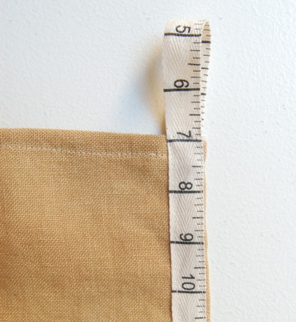 Linen and Measuring Tape Twill Dishtowels | Purl Soho