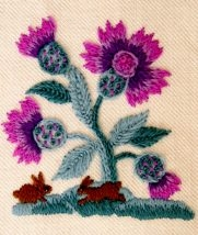Beautiful Crewel Kits | Purl Soho