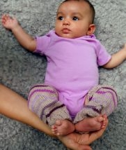 Baby Leg Warmers for Mila | Purl Soho