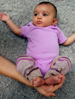 Baby Leg Warmers for Mila | Purl Soho