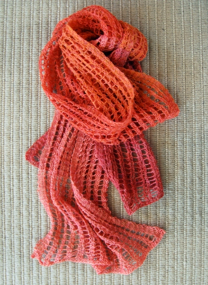 Color Change Scarf | Purl Soho