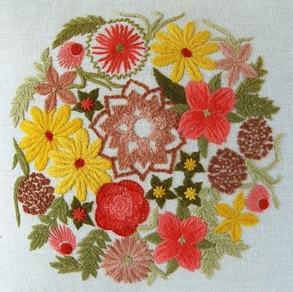 Beautiful Crewel Kits Purl Soho