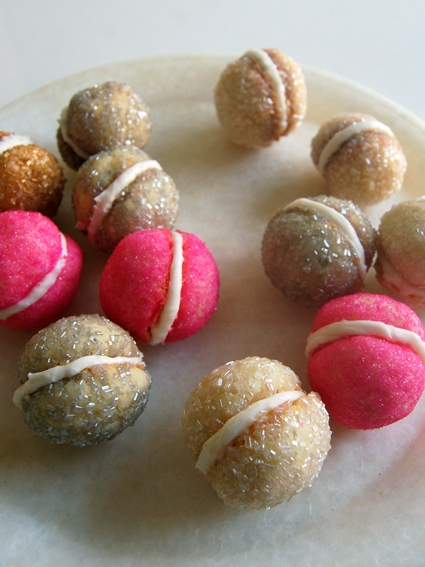 Glittering Cookie Recipe! Happy Holidays from Purl Soho! | Purl Soho