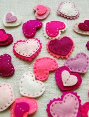 Valentine Heart Barrettes | Purl Soho