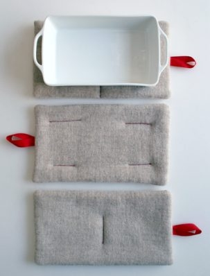 Felted Wool Hot Pads | Purl Soho