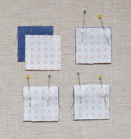 Mini Quilt of the Month, March: Masking Tape Quilt | Purl Soho