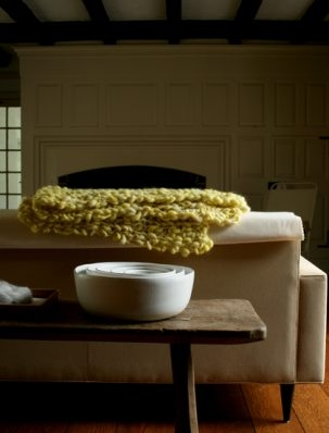Pixie Dust Lap Blanket | Purl Soho