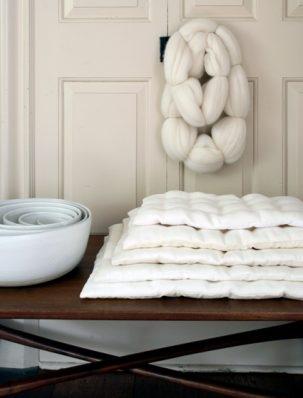 Linen Stacking Pillows | Purl Soho