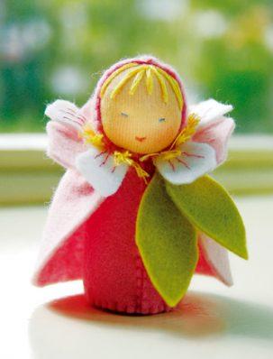 De Witte Engel Felt Doll Kits | Purl Soho