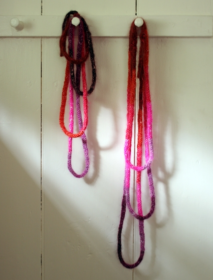 I-Cord Necklaces | Purl Soho