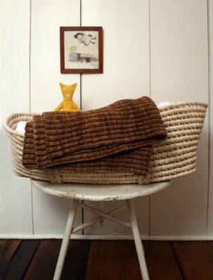 Forever Baby Blanket | Purl Soho