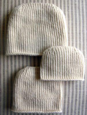 Heel Stitch Hat | Purl Soho