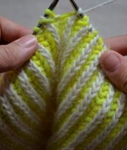 Brioche Stitch: 2-Color Brioche in the Round | Purl Soho