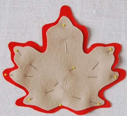 Fall Leaves Coasters | Purl Soho