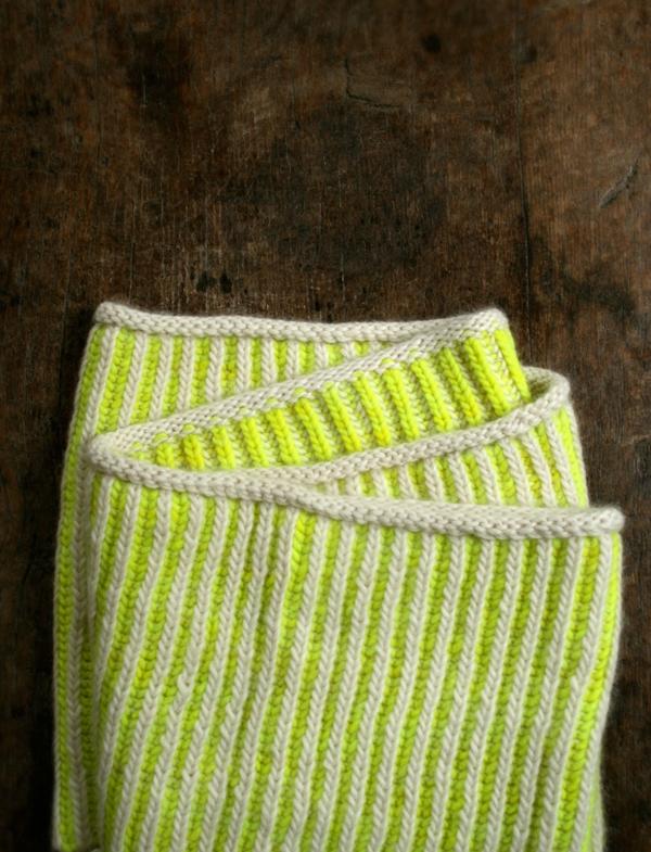 Knitting Brioche Stitch Hat : Brioche Stitch: 2-Color Brioche in the Round Purl Soho