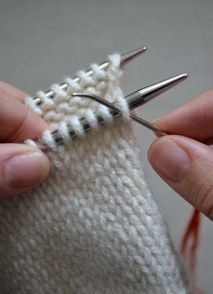 Kitchener Stitch | Purl Soho