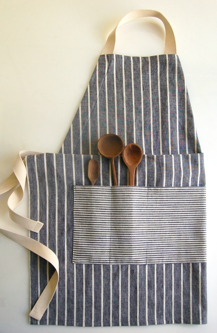 Adjustable Unisex Apron | Purl Soho