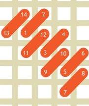 Needlepoint: Basketweave Stitch | Purl Soho