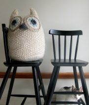 Big Snowy Owl | Purl Soho
