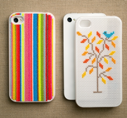 Cross-Stitch iPhone Cases | Purl Soho