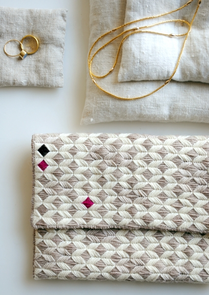 Needlepoint: Fancy Stitch | Purl Soho