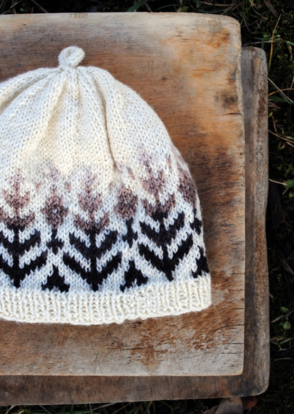 Little Fair Isle Hat | Purl Soho