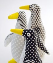 The Purl Bee Penguin | Purl Soho