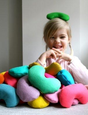 Wool Felt Jelly Beans | Purl Soho