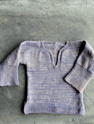 Easy Pullover for Babies, Toddlers and Kids | Purl Soho