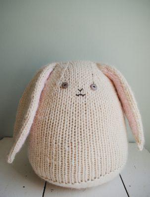 Big Cuddly Bunny | Purl Soho