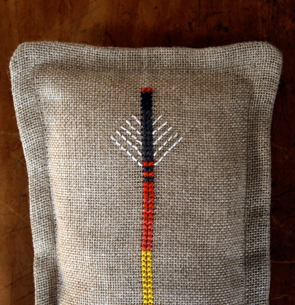 Heart + Arrow Pin Cushion | Purl Soho