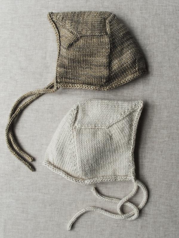 Knitting Needles Case Pattern : Baby Bonnet Purl Soho