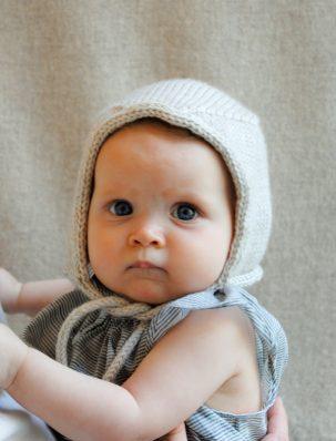 Baby Bonnet | Purl Soho
