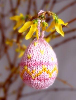 Knit Easter Egg Ornaments | Purl Soho