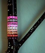 Valentine's Friendship Bracelets | Purl Soho
