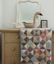 Broken Dishes Baby Quilt | Purl Soho