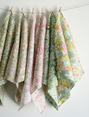 Mother's Day Liberty Handkerchief Set | Purl Soho