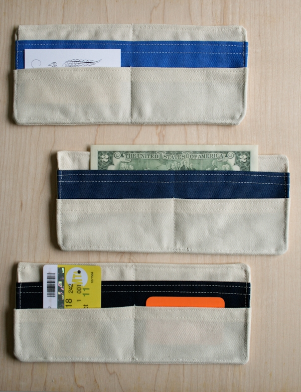 Summertime Wallet | Purl Soho