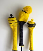 Knit Golf Club Covers | Purl Soho