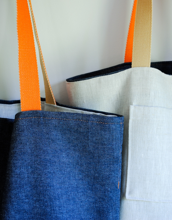 The Forty Minute Tote | Purl Soho