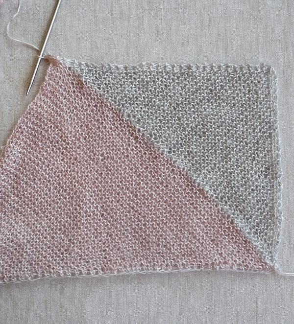 Just Triangles Entrelac Scarf | Purl Soho