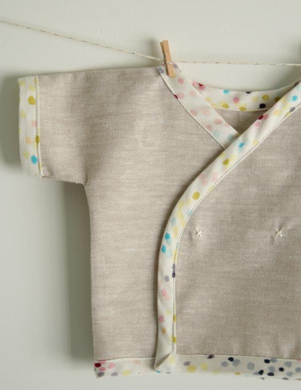 Newborn Kimono Shirt Purl Soho