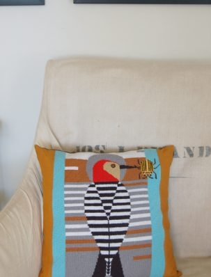 Finishing a Needlepoint Pillow | Purl Soho