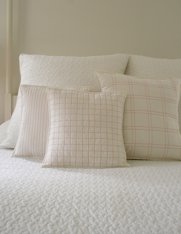 Quilted Throw Pillows