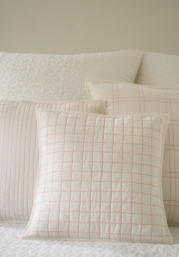 Quilted Throw Pillows | Purl Soho