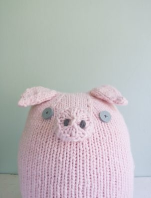 Big Pink Pig | Purl Soho