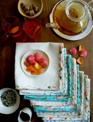 Garden Party Napkins | Purl Soho