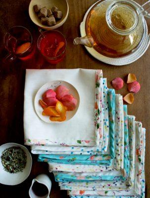 Garden Party Napkins | Purl Soho