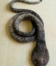 Striped Stockinette Snake | Purl Soho